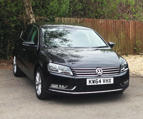 vw chauffeur driven to hire in cardiff pembrokeshire